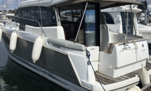 Image of Jeanneau NC 9 for sale in France for €105,000 (£94,283) PORNICHET, France