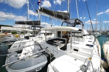 Lagoon 39 for sale in Croatia for €340,000 (£290,839)