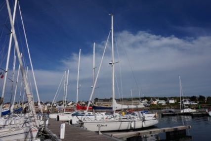 Dehler 34 for sale in France for €35,000 (£31,247)