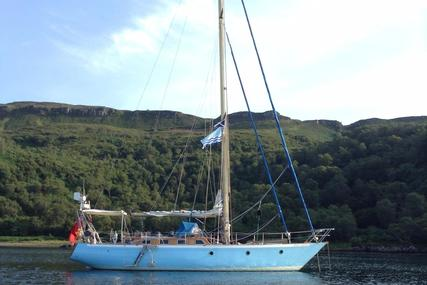 Classic Fred Parker Bermudan cutter for sale in United Kingdom for £75,000