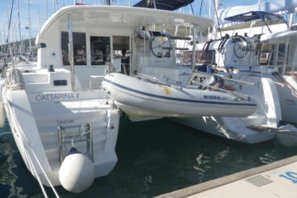 Lagoon 39 for sale in Croatia for €280,000 (£250,941)