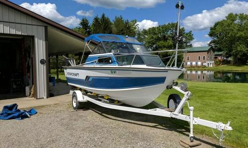 Image of Starcraft Islander 191V for sale in United States of America for $15,000 (£10,738) North Collins, New York, United States of America