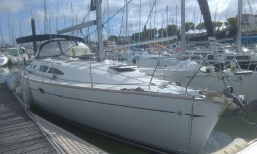 Image of Jeanneau Sun Odyssey 37 for sale in France for €66,000 (£58,106) LA ROCHELLE, France