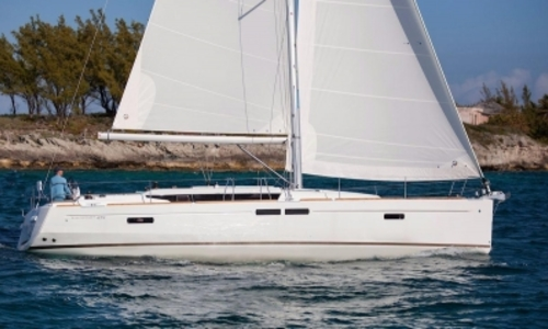 Image of Jeanneau Sun Odyssey 479 for sale in France for €291,250 (£258,001) France