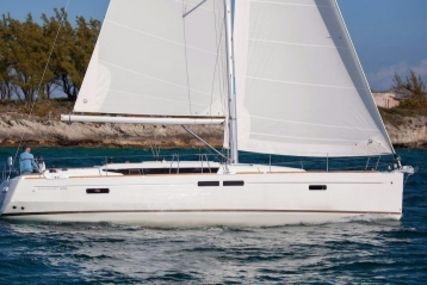 Jeanneau Sun Odyssey 479 for sale in France for €291,250 (£255,613)
