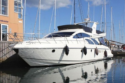 Azimut 50 for sale in Denmark for €295,000 (£262,141)