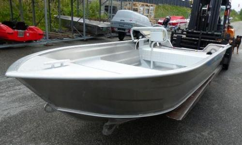 Image of Smartliner 150 Open Aluminium for sale in United Kingdom for £3,900 Plymouth, United Kingdom
