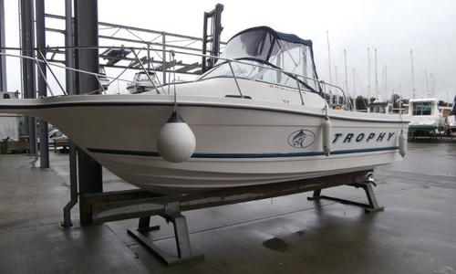 Image of Bayliner Trophy 2052 for sale in United Kingdom for £12,950 Plymouth, United Kingdom