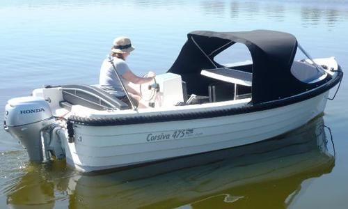 Image of Corsiva 475 for sale in Poland for £9,995 Poland