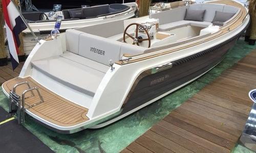 Image of Interboat Intender 820 for sale in Netherlands for £47,660 Netherlands