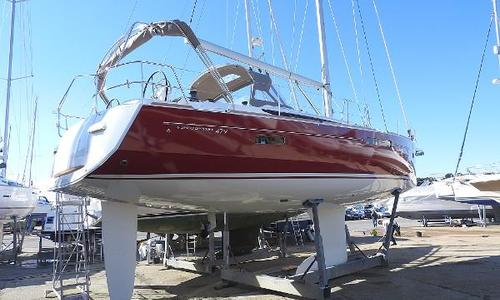 Image of Jeanneau Sun Odyssey 479 for sale in United Kingdom for £284,573 Swanwick, United Kingdom