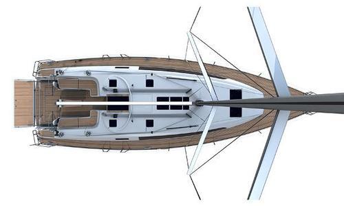 Image of Bavaria Cruiser 46 Style for sale in United Kingdom for £279,640 Port Solent, United Kingdom