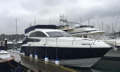 Image of Fairline Squadron 48 for sale in United Kingdom for £649,000 Swanwick, United Kingdom