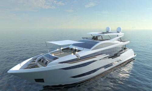 Image of Pearl 95 for sale in Spain for £5,998,145 Spain
