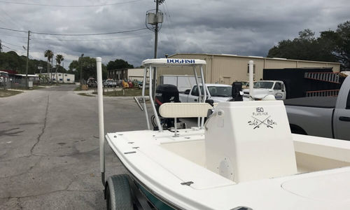 Image of Sea Fox 160 Flats Fox for sale in United States of America for $17,500 (£12,519) Trinity, Florida, United States of America