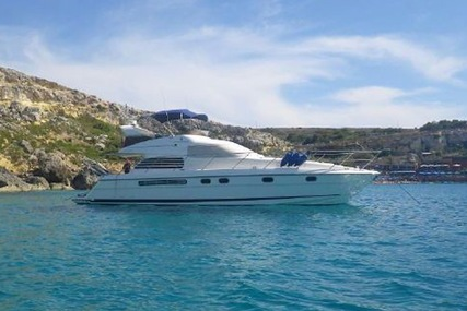 Fairline Squadron 50 for sale in Spain for €170,000 (£149,731)