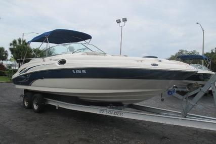 Sea Ray 270 Sundeck for sale in United States of America for $24,999 (£18,919)