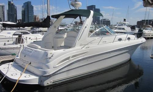Image of Sea Ray 340 Sundancer for sale in United States of America for $49,995 (£39,988) Baltimore, Maryland, United States of America