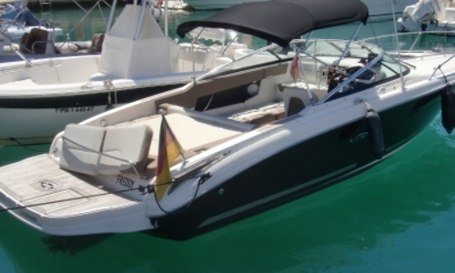 Image of Sea Ray 240 Sun Sport for sale in Spain for €54,900 (£48,558) PALMA DE MALLORCA, Spain