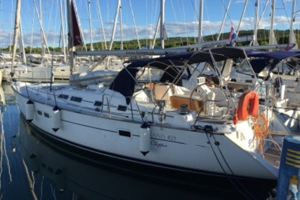 Beneteau Oceanis 423 for sale in Croatia for €60,000 (£53,345)