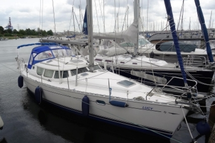 Jeanneau Sun Odyssey 40 DS for sale in Germany for €76,500 (£68,246)