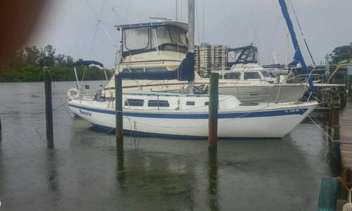 Image of Cal 34 III for sale in United States of America for $9,790 (£7,030) Fort Myers, Florida, United States of America