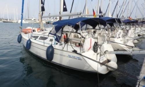 Image of Jeanneau Sun Odyssey 35 for sale in Greece for €49,950 (£44,176) CORFU, Greece