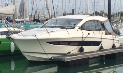 Image of Jeanneau Leader 10 for sale in France for €126,000 (£110,114) LA ROCHELLE, France