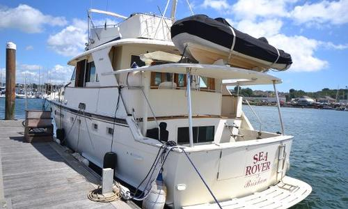 Image of Hatteras 53 Motor Yacht for sale in United Kingdom for £109,995 Southampton, United Kingdom