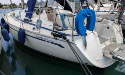 Image of Bavaria Yachts 34 Cruiser for sale in Greece for €64,950 (£57,335) CORFU, Greece