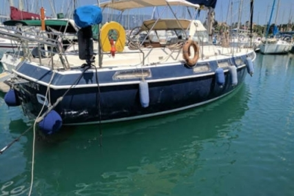 Maxi 120 for sale in Greece for €52,950 (£47,295)