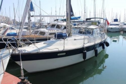 FISKARS 38 FINNSAILER for sale in Spain for £40,000