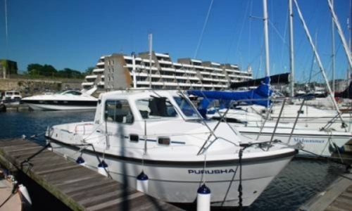 Image of Orkney 24 DAY ANGLER for sale in United Kingdom for £34,950 PLYMOUTH, United Kingdom