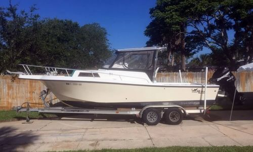 Image of Mako 230B for sale in United States of America for $14,600 (£10,893) Saint Augustine, Florida, United States of America