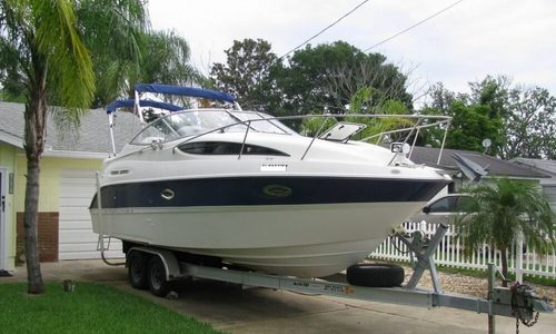 Image of Bayliner Ciera 2655 Sunbridge for sale in United States of America for $23,900 (£17,762) New Smyrna Beach, Florida, United States of America