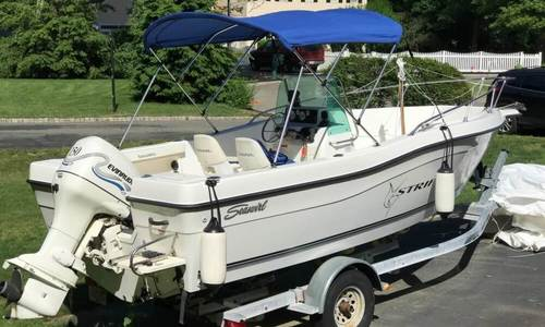 Image of Seaswirl Striper 2100 CC for sale in United States of America for $15,500 (£11,097) Bridgewater, Massachusetts, United States of America