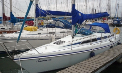 Image of Hunter 30 Horizon for sale in United Kingdom for £14,995 LEVINGTON, United Kingdom