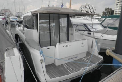 Jeanneau NC 9 for sale in France for €125,000 (£111,506)
