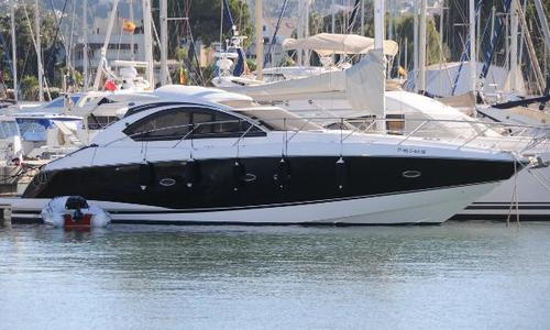 Image of SUNSEEKER Portofino 47 for sale in Spain for €345,000 (£304,405) Denia, Spain