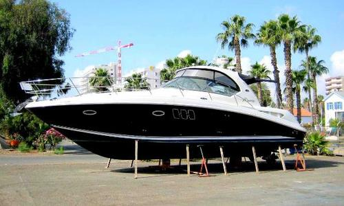 Image of Sea Ray 395 Sundancer for sale in Cyprus for €195,000 (£172,791) Cyprus