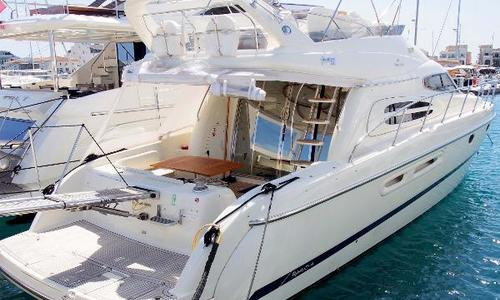 Image of Cranchi Atlantique 48 for sale in Cyprus for €249,000 (£220,839) Cyprus