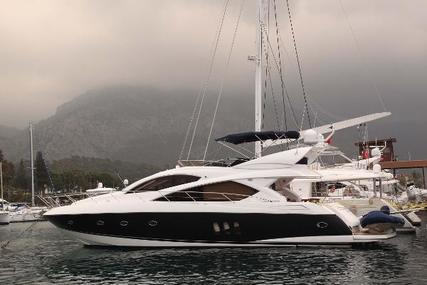Sunseeker Manhattan 60 for sale in Turkey for €635,000 (£561,599)