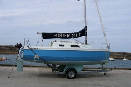 Hunter 20T for sale in Guernsey and Alderney for £9,950