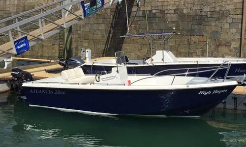 Image of Atlantis 20cc for sale in Guernsey and Alderney for £19,950 Guernsey and Alderney