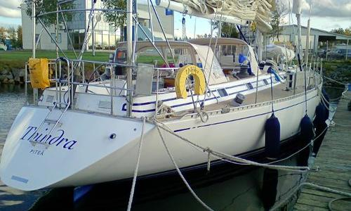 Image of Nautor's Swan 59-011 for sale in Antigua and Barbuda for €325,000 (£287,450) Caribbean, Antigua and Barbuda