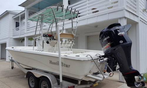 Image of Nautic Star 2400 Sport for sale in United States of America for $63,400 (£45,333) Santa Rosa Beach, Florida, United States of America