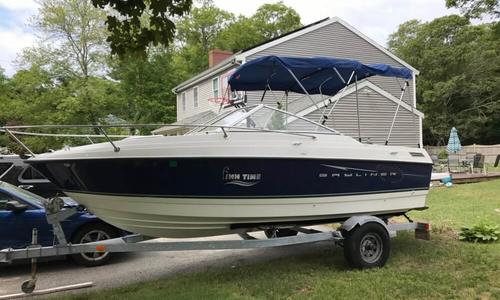 Image of Bayliner 192 Cuddy Discovery for sale in United States of America for $22,700 (£17,092) Sagamore Beach, Massachusetts, United States of America