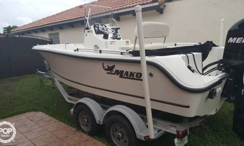Image of Mako 184 CC for sale in United States of America for $23,000 (£17,428) Miami, Florida, United States of America