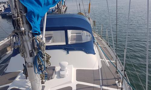 Image of Oyster Mariner 35 ketch for sale in United Kingdom for £50,000 Hayling Island, Hampshire, , United Kingdom