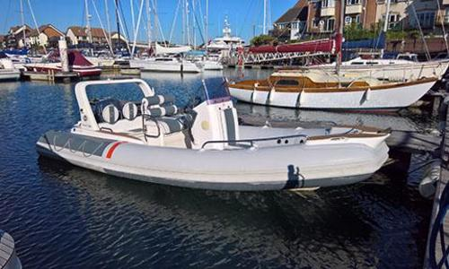 Image of Piranha Ribs 5.5 for sale in United Kingdom for £18,000 Southampton, Hampshire, , United Kingdom
